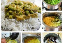 Indian Vegetarian Recipes I want to make