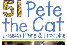 Library- Pete the Cat