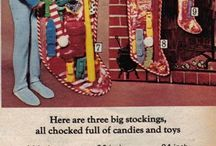 Christmas toys when I was a kid