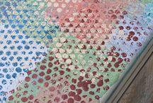 Annie Sloan chalk paint technique