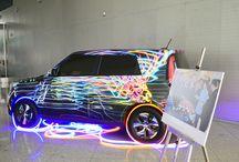 Art car SOUL / 광주광역시청 로비 상설전시장
