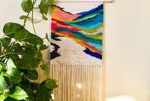 Weaving & Yarn Crafts