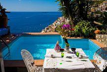 Amalfi, Positano, Praiano, Capri, Naples, Pompeii, Italy Trip
