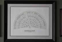 Geneology / by Cathy Brown