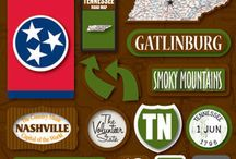 Tennessee, vacation destination / by Lillian Laird