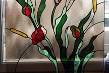 Nyári Virágok – Színes Ólomüveg Ablak Betét / Nyári Virágok – Színes Ólomüveg Ablak Betét http://hu.sooscsilla.com/magan-vallalati-olomuveg-ablak-ajto/ http://hu.sooscsilla.com/portfolio/nyari-viragok-szines-olomuveg-ablak-betet/