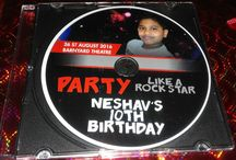 "Neshav's 10th ""Rock Star Bday"""
