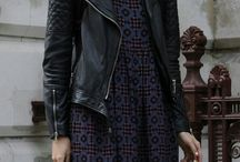 Moto Jacket and Dress/Pant Combo