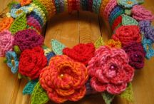 knitting, Crochet and yarn  / by Esther Smith