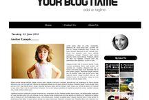 Blogger & Wordpress