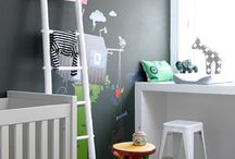 Kids rooms / by Yolanda Klaassens-Ubels