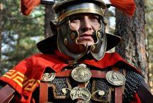 Props - Armures romaines