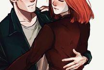 Steve + Natasha