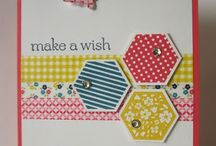 Six sided sampler punch - stampin up