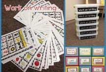Centers, Daily 5, Workstations / Rigorous and purposeful centers, Daily 5, workstations for the elementary classroom