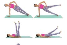 Yoga for flat belly try it