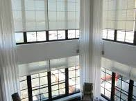 Two Story Window Treatment