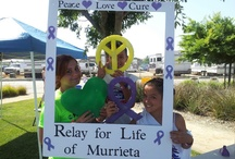 relay for life / by Kayla St.Germain