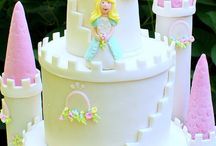 Princess Cakes and Fairytale Themes / Featuring the best Princess and Fairytale themed cakes and sweets!