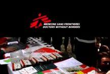 MEDECINS SANS FRONTIERES / by Ilona Fritsch