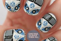 Character Nail Art / by Rose Stumbaugh