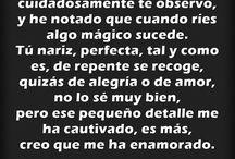 Poemas de Tinta / Te amo!!!