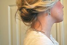 Bridesmaid Hair / by Mary McDonald