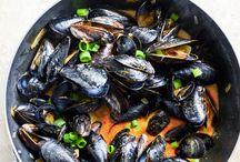 Mussel recipes