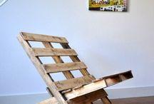 eenvoudige stoel