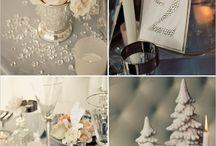 winter wedding's / by Lisa Scripter