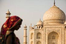 Destinos | ÍNDIA / Ótimo destino quando se deseja conhecer novas culturas e excelentes iguarias ♡