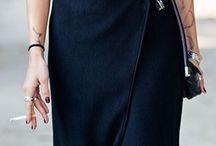 feminen fashion günlük giyim