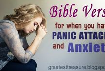 Bible verses for panic attacs
