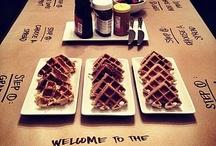 W / Waffles