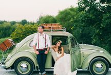 Wedding Car Shoot