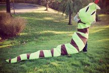 Snake costumes / by Angela Johnson