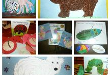 Children's Books/Activities / by Tina @ Mamas Like Me