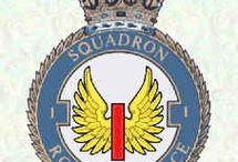 Royal Air Force Sqadron 001-099