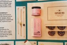 Cupcaking Kit / Real Simple magazine featured our Home Cupcaking Kit in their December 2014 Gift Guide! Order to ship in the USA from http://www.cupcakeroyale.bigcartel.com/