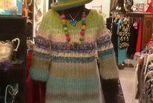 Handmade Clothing / Handmade Clothing created by local NZ designers.