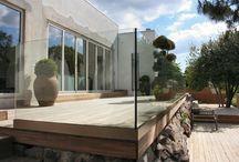 gelænder terrasse