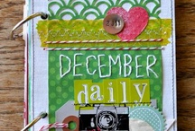December Daily Journals