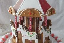 Kaker og mat til jul