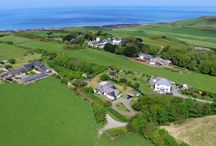 Aerial property pictures