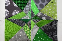 fabric - paper piece patterns