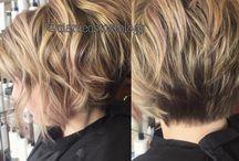 Lou's hair