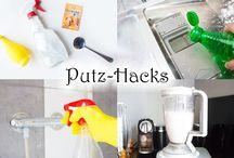 Putz und Reinigungstips