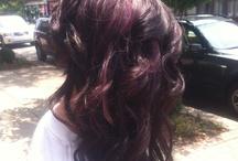 Hair Portfolio  / My own hair creations :) / by Courtney Ellegood