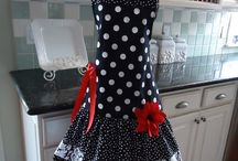 Aprons / Sewing / by Nancy Forehand Hart