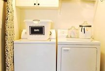 Laundry/mud room / What to do with our tiny room